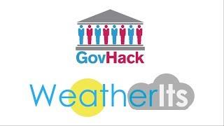 Gov Hack 2018 Team 343 (TechMonkeys) Tourism Tech Presentation.