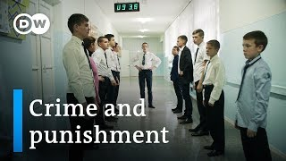 A school for Russia's young offenders | DW Documentary