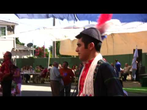 Assyrian Festival San Jose 2009 Opening Ceremony and Parade