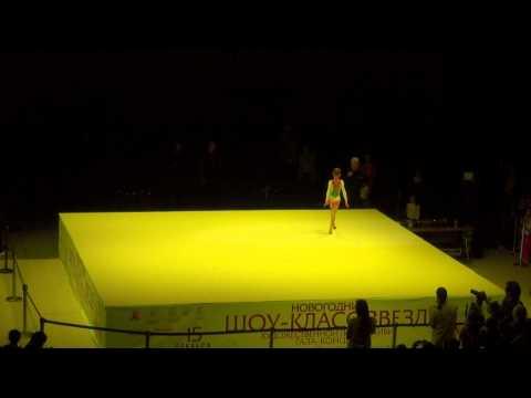 Гала-концерт Шоу звезд худож. гимнастики ч. 2
