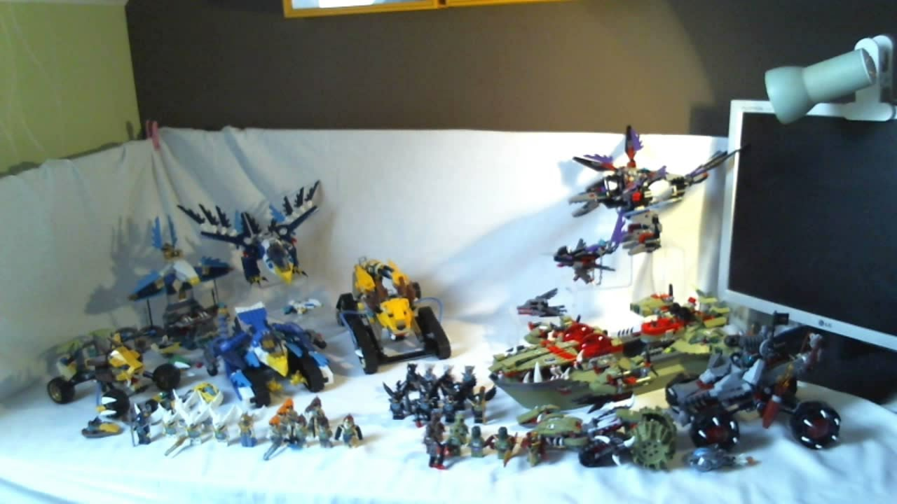 Lego legends of chima ma collection 28 03 13 fran ais youtube - Image de lego chima ...