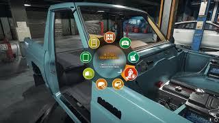 1985 Nissan Safari Junkyard Restoration Timelapse - Car Mechanic Simulator 2018 (CMS18)