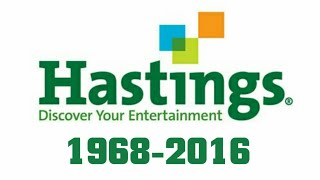 SHOPPING AT HASTINGS ENTERTAINMENT STORE
