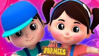 My Best Friend | Cartoon Videos | Nursery Songs by Farmees