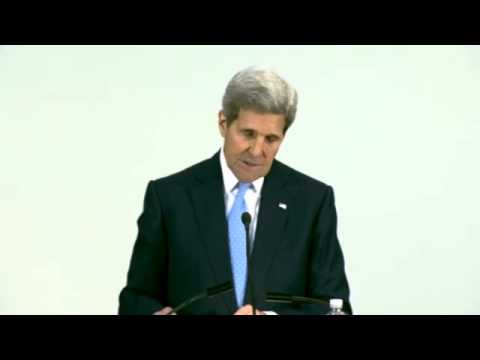 Kerry: Climate Change Is a Threat to National Security, the Environment, Economics and Health