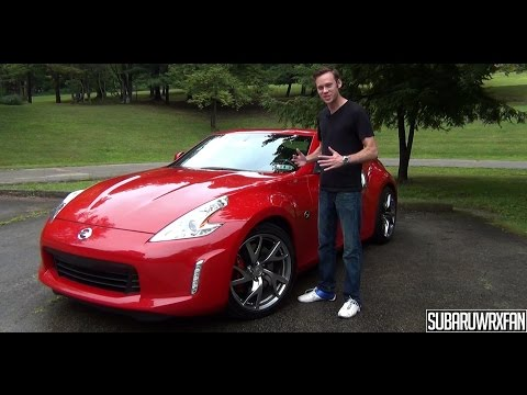 Review: 2013 Nissan 370Z