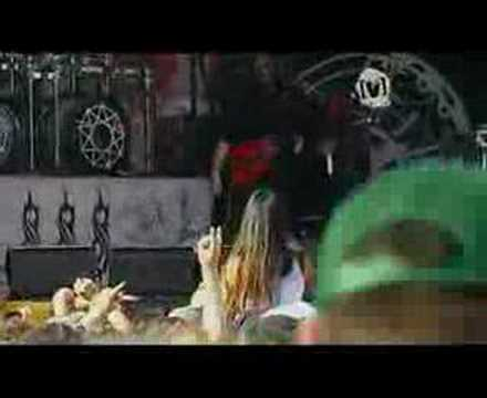 Slipknot - Disasterpiece (Live @ Big Day Out)