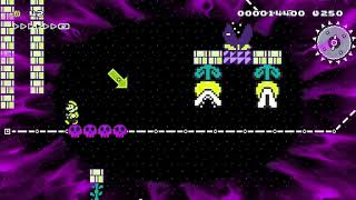 Let's See Them Aliens By Z2tFuture一 SUPER MARIO MAKER 2 一 No Commentary