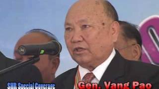 Suab Hmong Radio Special Coverage GVP Speech Part 1 of 2