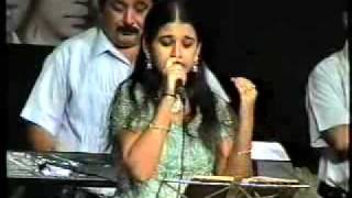ye zindagi usi ki hai..an artist from bombay sings Anaarkali song at sangeet smriti .flv