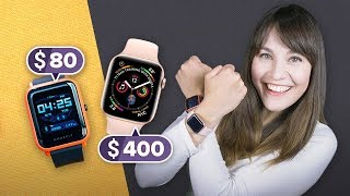 Apple Watch OR Amazfit Bip: Best value smartwatch