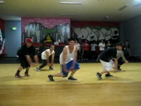 My GRV Monday Class @ Stylz Dance Studios Aug 10, 2009 Miguel Jontel - I'll Still Try Music Videos