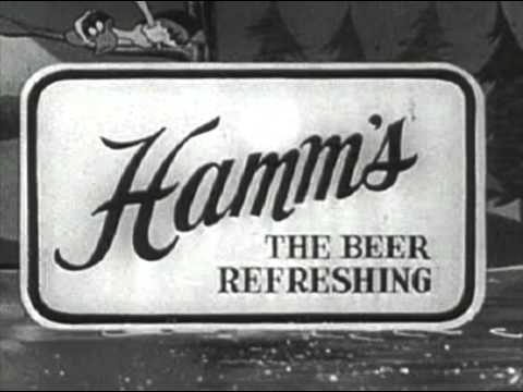 Hamm's Beer Commercial (1950s)
