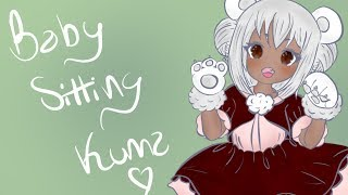 Babysitting a Polar Bear - Part 1 | Anime Girl ASMR Roleplay?Rini-chan ASMR?