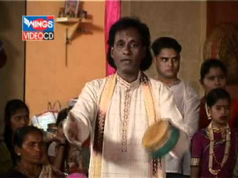 Marathi Song - Aai Tuza Gondhal Ghalin -Saptshuranghi Song By...