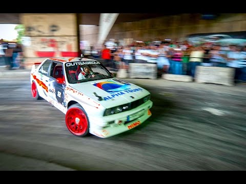 Drift Racing Through Lebanon - Red Bull Car Park Drift 2014 video