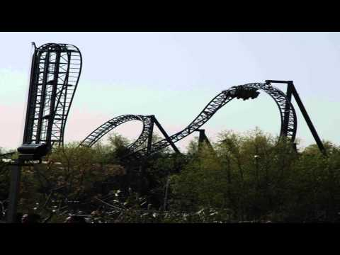 Thorpe Park Chertsey South East England