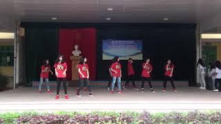 Nhảy hiện đại - Lạc trôi - Khối 12 THPT Đại Từ 25.03.2017