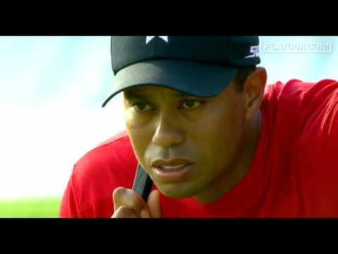 Check out the Top 5 amazing putts from the 2008 PGA TOUR season. Tiger Woods, Vijay Singh, Camilo Villegas, and Adam Scott all sank crucial putts to win tour...