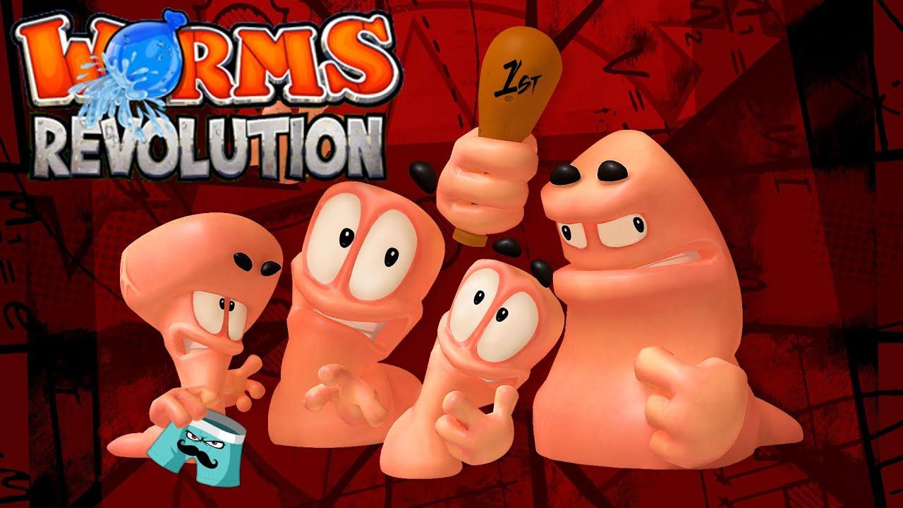 worms spielen