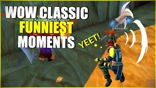 WoW Classic: Funniest Moments (Ep.7)