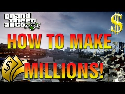 GTA 5 - How To Make Millions Fast Using The Stock Market Ultimate Guide! (GTA V)