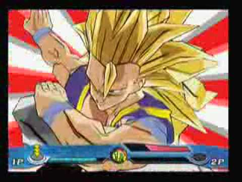 Dragon Ball Z Buldokai 3