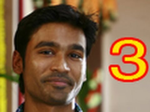 Dhanush Aishwarya movie titled as 3