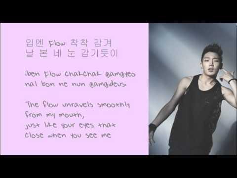 (바비)BOBBY– GO (가) Hangul+Romanization+English lyrics
