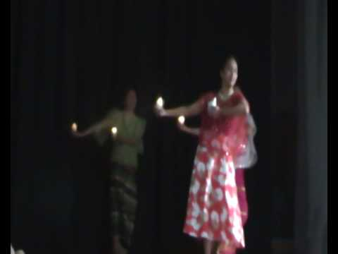 Pandanggo Sa Ilaw- Philippine Folk Dance video