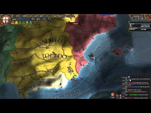 Europa Universalis IV: Genoa Trade Game 01