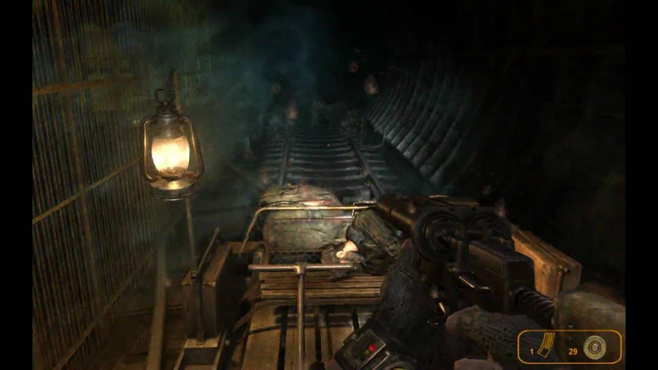 Metro 2033 Gameplay Pc Hd Youtube