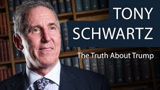 Tony Schwartz: The Truth About Trump | Oxford Union Q&A