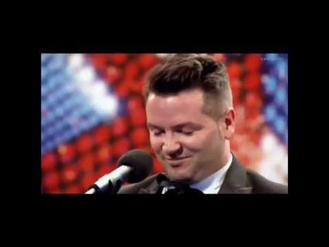Britain's Got Talent 2011 Edward Reid