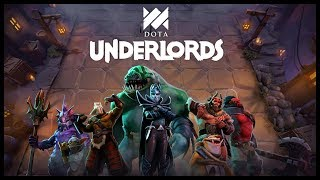 The Best Version of Auto Chess! - Dota Underlords