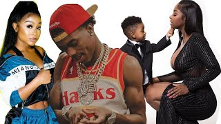 Amour Jayda Calling Lil Baby Son Ugly & Lil Durk Babymama India Royale Defends Her! (RECEIPTS)