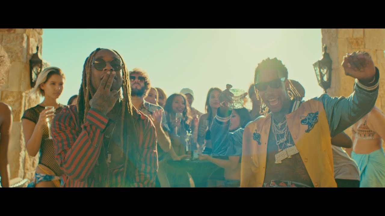 Wiz Khalifa - Something New feat. Ty Dolla $ign [Official Music Video]