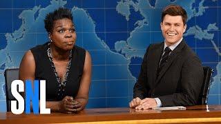 Weekend Update: Leslie Jones on Being Hacked - SNL