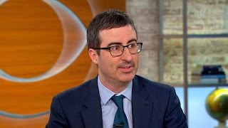 "Download Lagu John Oliver on success of ""Last Week Tonight,"" Snowden interview, Baltimore riots Gratis STAFABAND"