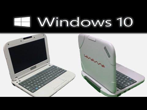 Formatear Una Canaima E Instalar Windows 10 + Drivers Actualizados. Full sin Errores [2016]