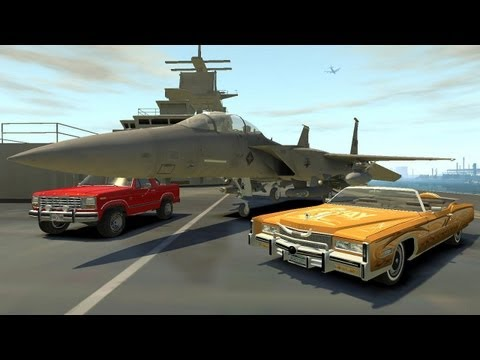 Grand Theft Auto IV - Ultimate Vehicle Pack V11 Teaser Video (NEW VEHICLES,NEW SOUNDS) HD