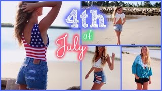 Fourth of July // Summer Lookbook