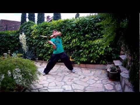 Chuck Off 2012 | Monkey-of-Nunchaku | Doubles entry