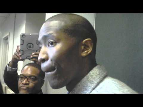 Backdoor Cut: Los Angeles Clippers' Jamal Crawford postgame presser 1.27.16