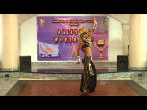 Miss Belly Dance the Best Of World Marina Shevchuk Cyprus 2013 video