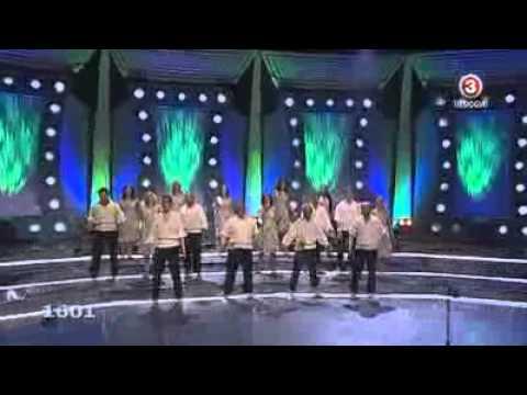 Chorų Karai 2011 - Stano ir Tarptautinis sidabrinis choras 2011.03.13.flv