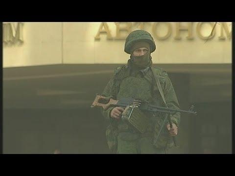 Russia readies for invasion - new Crimean PM invites them in