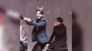 GOT7 JINYOUNG SEXY DANCE - Kiyowo TV