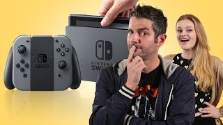 Nintendo Switch REACTIONS and Impressions