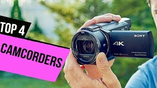 TOP 4 Best Camcorders 20172018
